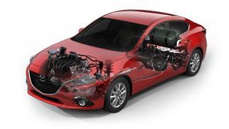 Mazda3 con Skyactive-Hybrid