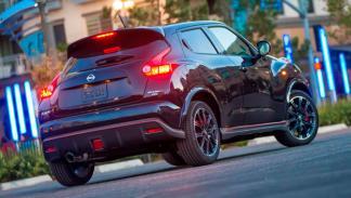 Nissan Juke Nismo RS trasera
