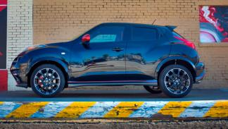 Nissan Juke Nismo RS lateral