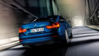 Alpina BMW B4 Coupe Bi-Turbo trasera