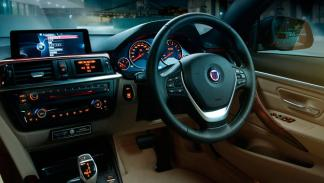 Alpina BMW B4 Coupe Bi-Turbo interior