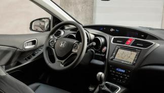 Honda Civic Tourer 2013 interior