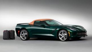 Corvette Stingray Convertible Premiere Edition lateral