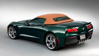 Corvette Stingray Convertible Premiere Edition trasera