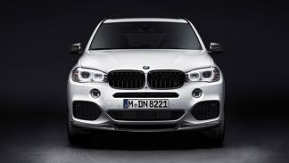 BMW X5 paquete 'M Performance' frontal