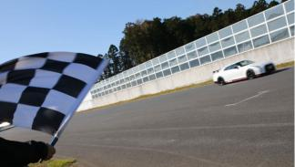 Nissan GT-R Nismo circuito