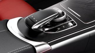 Nuevo Mercedes Clase C panel táctil