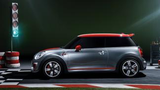 Mini John Cooper Works Concept lateral 2