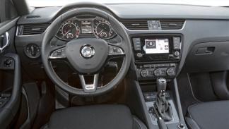 Skoda Octavia Combi RS interior