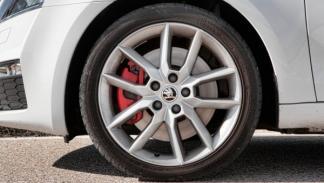 Skoda Octavia RS Combi llantas
