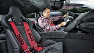 Golf GTI asientos