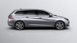 Peugeot 308 SW lateral