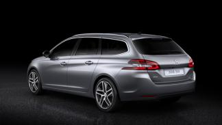 Peugeot 308 SW trasera