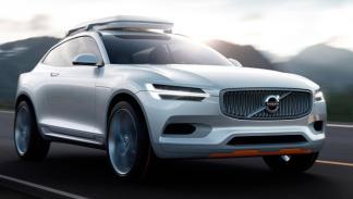 Volvo Concept XC Coupé delantera