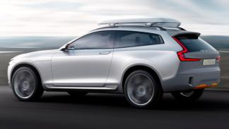 Volvo Concept XC Coupé lateral