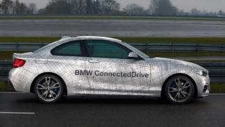 BMW 235i conected