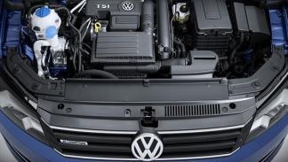 Volkswagen Passat BlueMotion Concept motor TSI