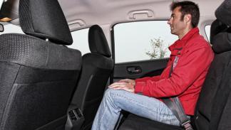 Honda CRV 1.6 i-DTEC plazas traseras