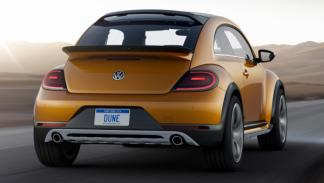 Volkswagen Beetle Dune trasera