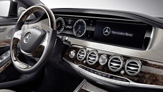 Mercedes S 600 2014 salpicadero