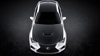 Lexus RC F Carbon Package techo