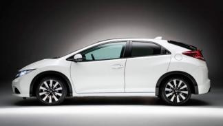 Honda Civic 2014 lateral
