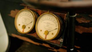 Porsche P1 relojes