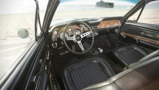 Ford Mustang Fastback Bullit interior