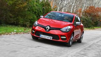 Renault Clio GT frontal