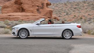 BMW 435i Cabrio lateral