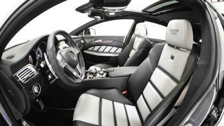 Brabus CLS 850 interior