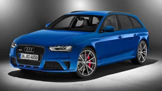 Audi RS 4 Avant Nogaro selection delantera
