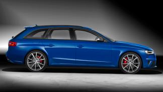 Audi RS 4 Avant Nogaro selection lateral