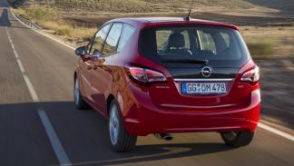 Opel Meriva 2014 trasera