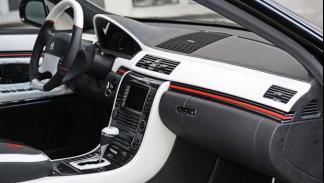 Maybach Knight Luxury interior