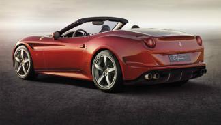 Ferrari California T trasera
