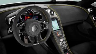 McLaren 650S Coupé trasera