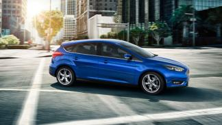 ford focus 2014 lateral