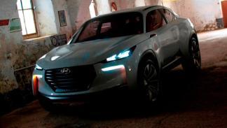 Hyundai Intrado frontal