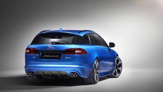 Jaguar XFR-S Sportbrake Ginebra trasera