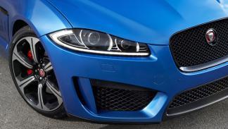 Jaguar XFR-S Sportbrake Ginebra tomas de aire