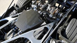 Hennessey Venom GT motor