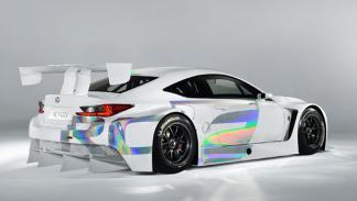 Lexus RC F GT3 trasera