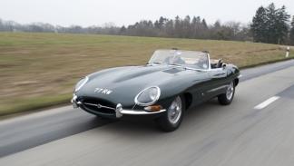 Entre la colección de coches de Jordi Pujol Ferrusola habría un Jaguar E-Type