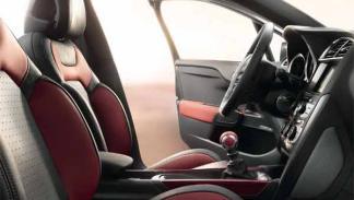 Interior Citroën DS4 Ginebra