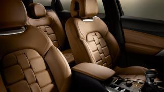 Citroën DS5 Interior asientos
