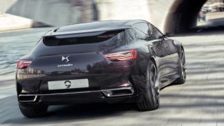 Citroën Número 9 Concept zaga
