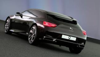 Trasera del Citroën concept car Número 9