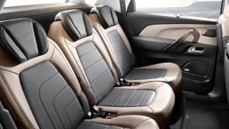 Citroën C4 Picasso 2013 interior