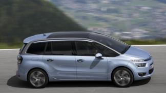 Citroën Grand C4 Picasso 2013 lateral